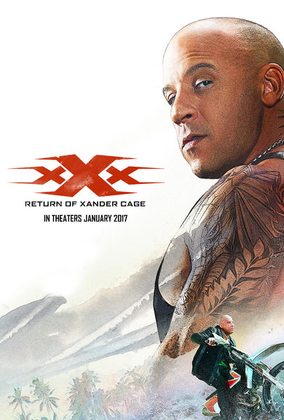 xXx: Return of Xander Cage 2017